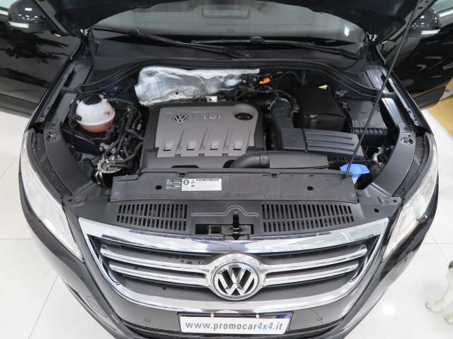 Volkswagen Tiguan 2.0 TDI DPF 4MOTION Sport