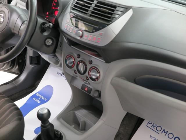 "Nissan Pixo 1.0 5 porte GPL Eco ""Neopatentato"""