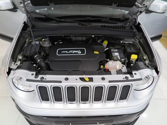 Jeep Renegade 1.6 mjt Limited fwd 120cv E6 Dicembre 2016 !!!