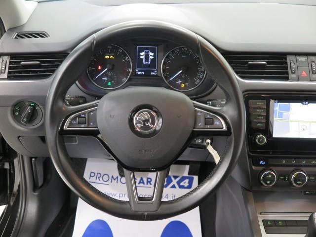 Skoda Octavia Octavia Wagon 1.4 tsi g-tec Ambition 110cv