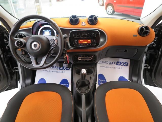 Smart forFour Forfour 1.0 Passion 71cv   Solo 15.000 km