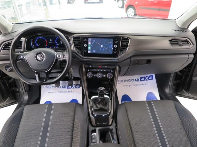 Volkswagen T-Roc T-Roc 1.0 tsi Style 115cv   Solo 29.000 km