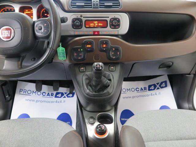 Fiat Panda 1.3 mjt 16v Cross 4×4 80cv  Unico Proprietario