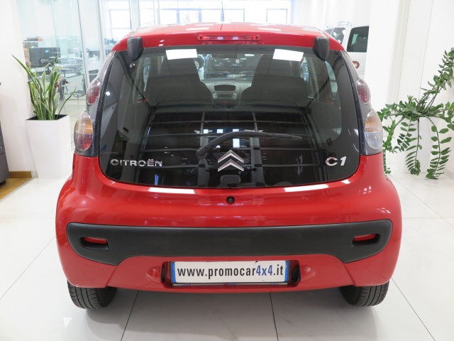 Citroen C1 1.0 AmiC1 5p  Solo 60.000 Km  Unico Propr.