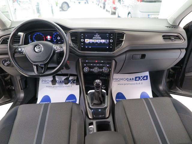 Volkswagen T-Roc 1.0 tsi Style 115cv   Molto Ben TENUTA Unico Prop.