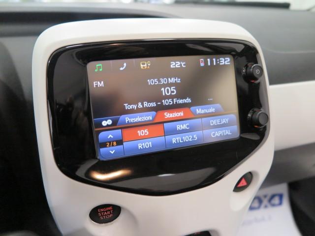 Peugeot 108 1.0 vti 5p E6 Roland Garros  Come Nuova!!!
