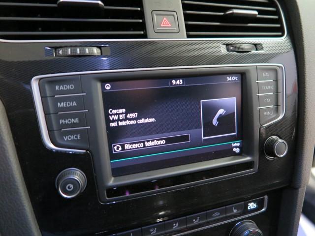 VOLKSWAGEN  GOLF  GTI Performance 2.0 TSI DSG 5p.