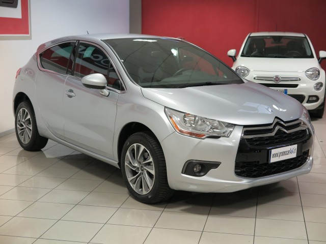 CITROEN  DS4  BlueHDi 120 So chic EAT-6 AUTOMATICA