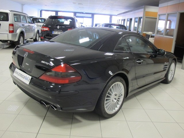 MERCEDES-BENZ SL 55 AMG  V8 Kompressor cat