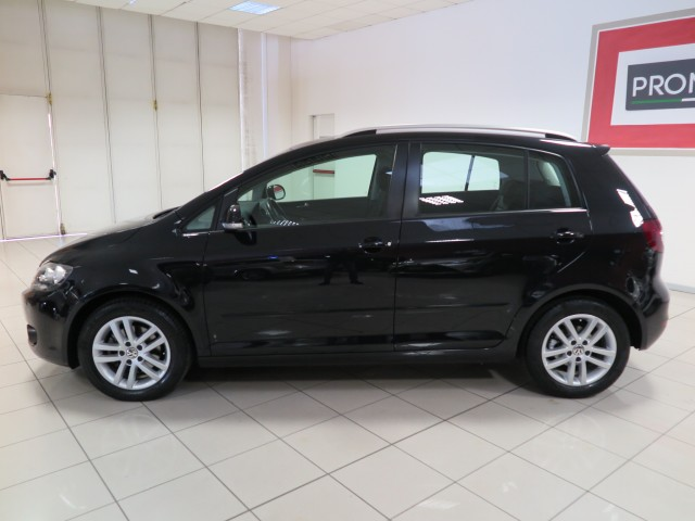 VOLKSWAGEN GOLF PLUS 1.6 TDI DPF Highline