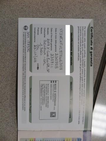 PEUGEOT  207  1.4 8V 75CV 5p. X Line ECO GPL