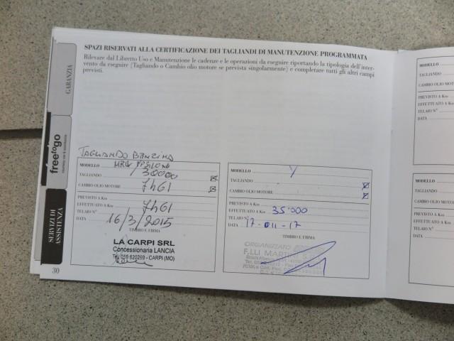 1.2 69 CV 5 porte GPL Eco. Elefantino