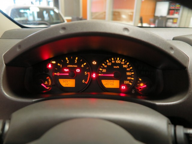 Nissan Navara 2.5 dCi 4 porte Double Cab LE