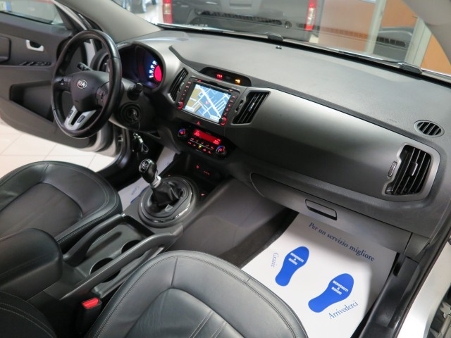 Kia Sportage 2.0 CRDI AWD PLUS