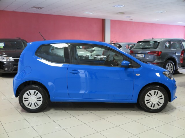 Volkswagen up! 1.0 3p. eco high up! BlueMotion Move Technologi