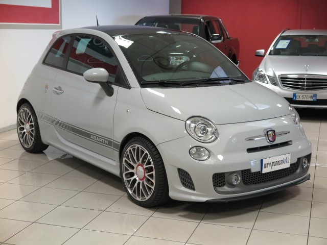 Abarth 595 Turismo 1.4 Turbo T-Jet 160 CV