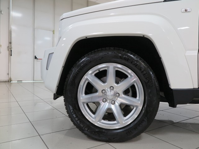 Jeep Cherokee 2.8 CRD DPF Limited C/Automatico