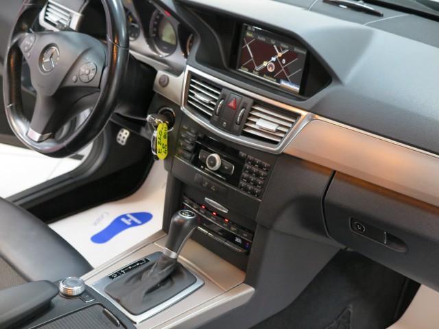 Mercedes-Benz E 220 CDI BlueEFFICIENCY Avantgarde AMG