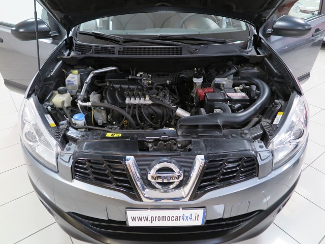 Nissan Qashqai 1.6 16V GPL Eco Visia