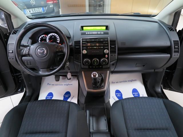 Mazda 5 2.0 MZ-CD 16V 110CV Extra Style 7 Posti