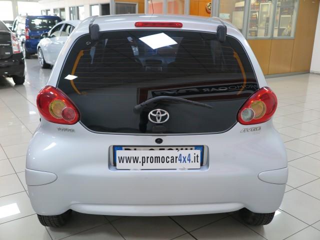Toyota Aygo 1.0 12V VVT-i 3 porte Now