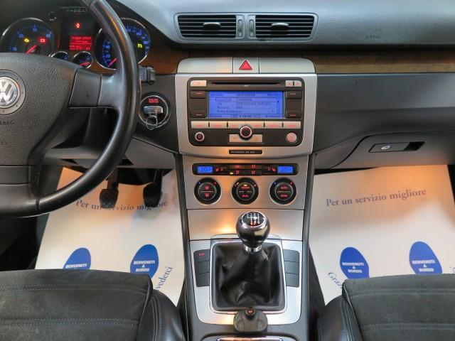 Volkswagen Passat Variant 2.0 TDI 170CV DPF Var. Highline