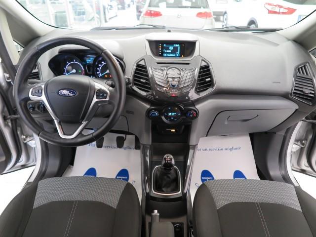 Ford EcoSport 1.5 TDCi 90 CV