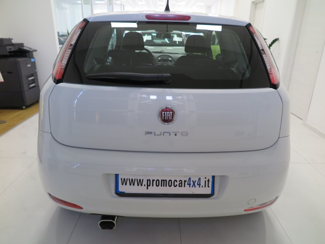 Fiat Punto 1.3 MJT II 75 CV 3 porte Lounge