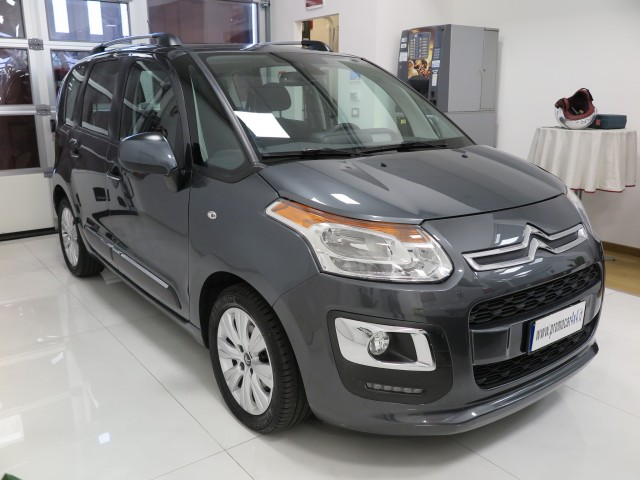 Citroen C3 Picasso 1.6 HDi 115 CV Exclusive