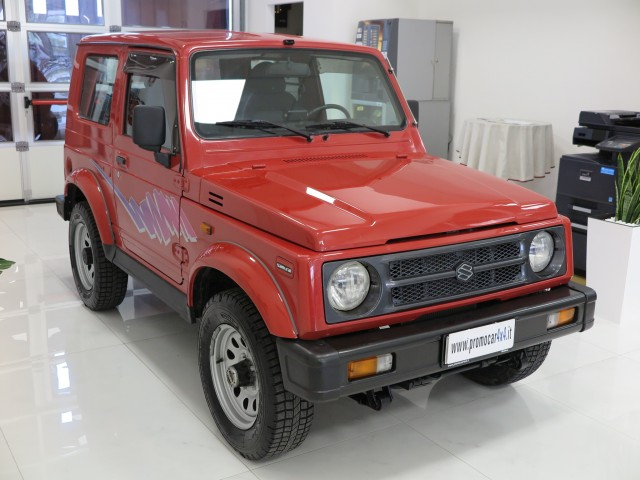 Suzuki SJ Samurai 1.3