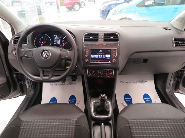 Volkswagen Polo 1.0 MPI 75 CV 5p. Comfortline