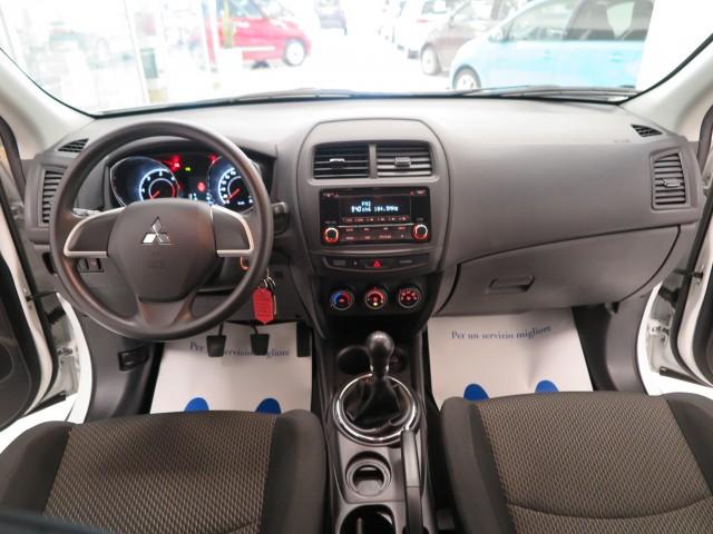 Mitsubishi ASX 1.6 DI-D 114 CV 2WD Inform