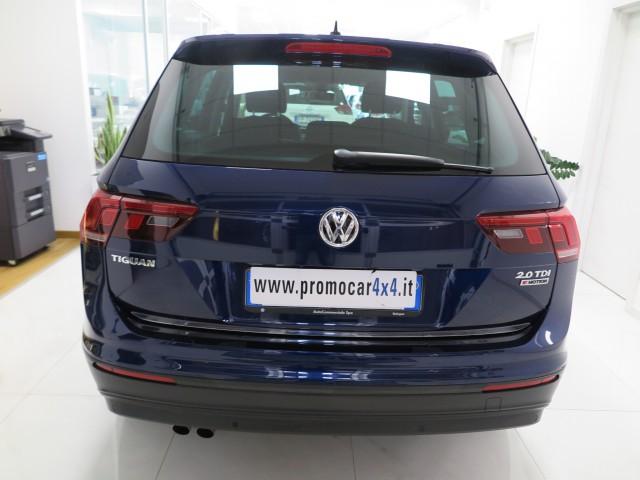 Volkswagen Tiguan 2.0 TDI SCR DSG 4MOTION BMT Business