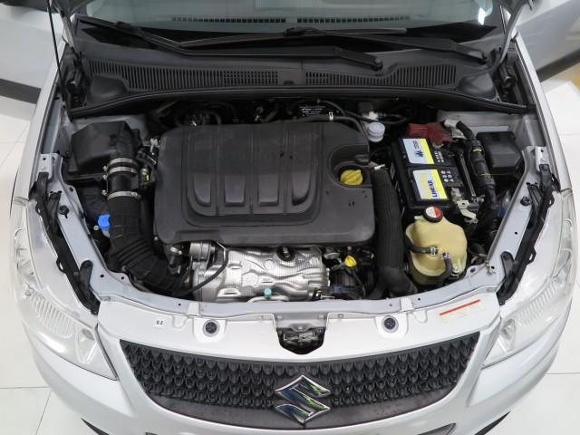 Suzuki SX4 2.0 DDiS 16V 4WD Outdoor Line GLX