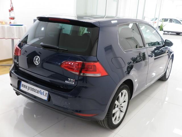 Volkswagen Golf Business 1.6 BlueTDI 110 CV 3p. Com