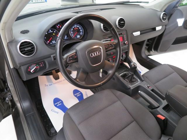 Audi A3 SPB 1.6 TDI 90 CV CR F.AP Ambition