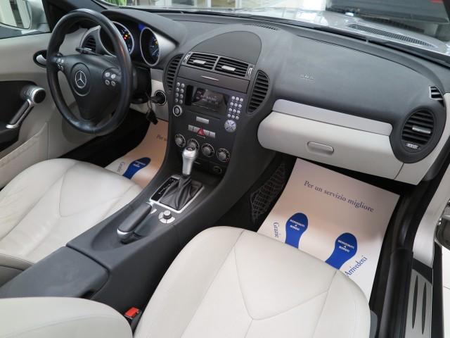 Mercedes-Benz SLK 200 Kompressor cat Cambio A/T Sport